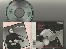 Neil Diamond - The Best Years of Our Lives Cd 1988 Columbia Us 11 trx This Time