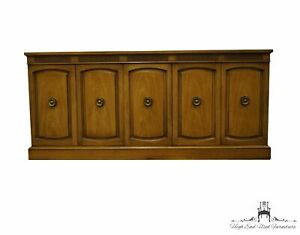 """DREXEL HERITAGE Triune Collection Italian Provincial 67"""" Sideboard / Buffet 5..."""