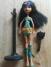 Monster High Cleo De Nile Science Lab Doll