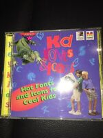 Kid Fonts and Icons, Fonts                Cmskey     Pkf3544Ae, Good Book
