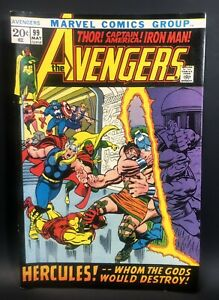 AVENGERS #99 NM WHITE PAGES **HIGH GRADE**!!!