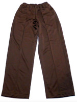 Blair Pants Womens Size 10 Sewn In Front Seam Elastic Waist Polyester Pants New