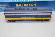Bachmann 63808 US Diesellok F7 B-Unit Chesapeake and Ohio Spur H0 OVP