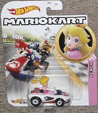 Hot Wheels MarioKart Peach P-Wing new sealed unopened mario kart
