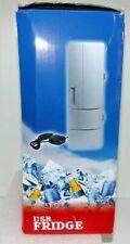 Portable Usb Mini Refrigerator Cooler Car Refrigerator Freezer Coolable