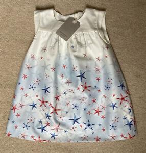 Zara Babygirl Summer Cotton girls age 2-3 dress.