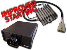 CDI ECU Yamaha TT600R 1997-2001 Blackbox Ignitor + Regulator/Rectifier CD4611DRR