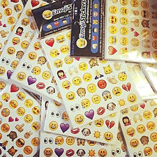 Funny Emoji Sticker Pack 912 Die Cut Stickers for iPhone, Instagram & Twitter