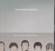 Matchbox Twenty - More Than You Think You Are CD