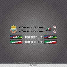 01022 Bottecchia Bicycle Stickers - Decals - Transfers