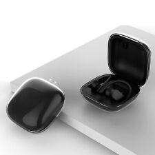 For Beats Powerbeats Pro Wireless Earphone TPU Clear Charging Box Case Cover Box