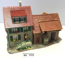 Faller B-276 a, H0 Bauernhof,Gehöft & Preiser Figur,1:87,60er,sehr selten & RAR