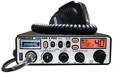 President Walker II FCC ,CB Radio ,$ 20 Rebate June 16 to Sept 15th 2019