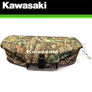 NEW 2005-2013 GENUINE KAWASAKI BRUTE FORCE 650 750 4X4 FRONT RACK BAG CAMO
