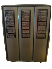 Remembrance of Things Past - Marcel Proust 3 Volume Set - Random House