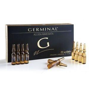 GERMINAL IMMEDIATE ACTION  INMEDIATA 10 AMPOULES x 1.5ml