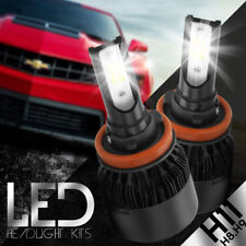 New H11 1500W 225000LM CREE LED Headlight Kit Light Beam Bulbs 6000K High Power