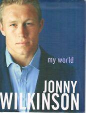 My World by Wilkinson Jonny - Book - Hard Cover - Sport - Autobiography