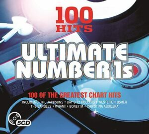 100 Hits - Ultimate Number 1s [Audio CD] Various Artists