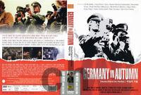 Germany In Autumn, Deutschland Im Herbst (1978) - Alexander Kluge  DVD NEW