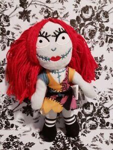 "The Nightmare Before Christmas Sally Plush Rag Doll 10"""