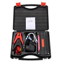 68800mAh Portable USB Power Bank 12V Car Jump Starter Rechargeable Battery SOS