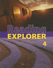 Reading Explorer: Reading Explorer Vol. 4 by Paul MacIntyre and Nancy Douglas...