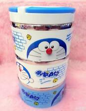 Doraemon  lunch box picnic lunch box 3 layers keep warm mess tin manga cute