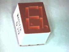 7-Segment Anzeige LED Display 7mm HA1077R HD1077R ROT gem. Kathode