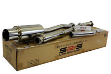 SR*S CATBACK EXHAUST SYSTEM FOR  HONDA ACCORD 1990 1991 1992 1993 DX/LX/EX