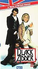 Black Adder III - Pt. 1 (VHS, 1993) ROWAN ATKINSON