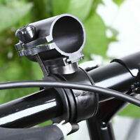 360 Degree Rotation Bicycle Bike Flashlight Mount Holder Support Stand Bracket