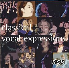 The Reliable Source Music Media Library RSM 069 / Classical Vocal Expressions