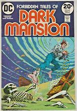 FORBIDDEN TALES OF DARK MANSION#12 FN/VF 1973 DC BRONZE AGE COMICS
