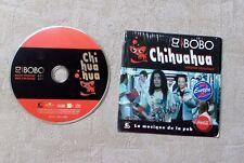 "CD AUDIO MUSIQUE / DJ BOBO ""CHIHUAHUA"" CD SINGLE 2T 2003 CARDBOARD SLEEVE"