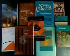 Lot of Philosophy of Religion Books Religious Thought Book Collection New & Old