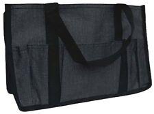 Thirty-one Utility Organizer mini tote hand bag keep it caddy in Black