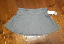 New IDEOLOGY Women's Size M Medium Gray Inner-Shorts Golf Tennis Skort Skirt