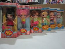 Very Rare Jun Planning Angel Pullip & Angel DAL Set of 6 Brand New MISB