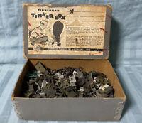 *Vintage* Tinnerman Tinker Box Toy, Tinnerman Products, Inc. Cleveland 1, Ohio