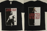 Eddie Guerrero Latino Heat Wrestling WWE Black Officially Licensed T-Shirt
