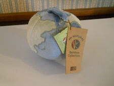 My Natural Bamboo Earth Globe plush NEW with TAGS Limited Edition toy        L 2