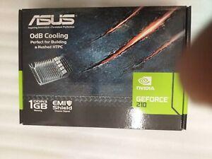 ASUS Nvidia GeForce 210 EN210 Silent 1GB Graphics Card   EN210 SILENT/DI/1GD3/V2