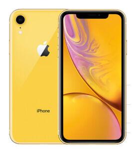Apple iPhone XR 256GB|128GB|64GB| GSM/ CDMA Unlocked - Verizon T-Mobile AT&T