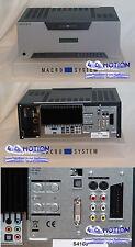 MacroSystem Casablanca S-4100 - Bogart 9 (Gold) - Ara7 -1000GB- Werksgarantie !!