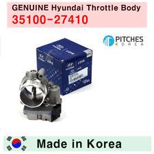 [35100-27410]GENUINE Hyundai Throttle Body 2004-2011 santaFe Sportage Diesel