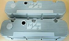 Mickey Thompson 140R-48 BB Chevy Alum Valve Covers, Painted