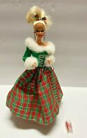 VINTAGE 1994 MATTEL BARBIE DOLL WINTERS EVE SPECIAL EDITION CHRISTMAS HOLIDAY
