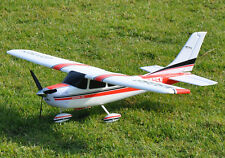 Art-Tech Cessna 182 Radio Control Model Plane Complete Ready to Fly Package