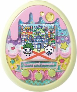 Tamagotchi meets Sweets Meets ver. Yellow BANDAI New from Japan